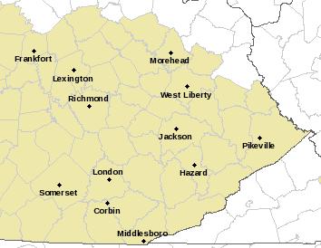 JKL Alerts Map
