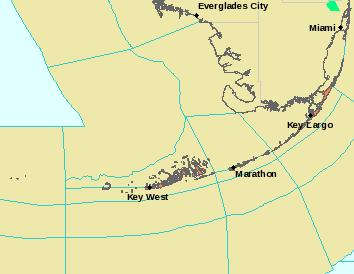 KEY Alerts Map