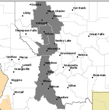 MSO Alerts Map