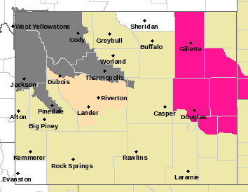 RIW Alerts Map