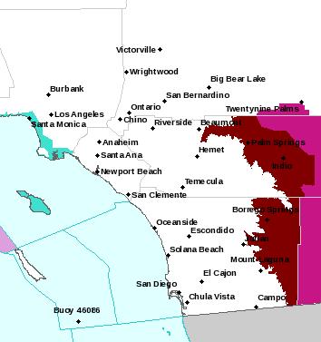 SGX Alerts Map