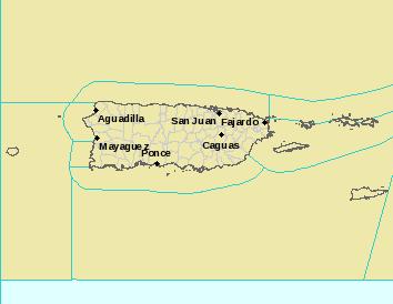 SJU Alerts Map